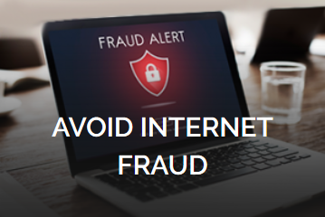 avoid internet fraud