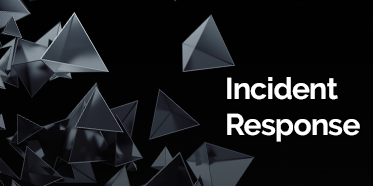 IT image that says Incident Response