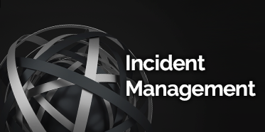 IT image that says Incident Management